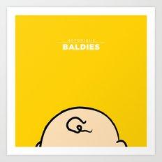 Charlie Brown Art Print