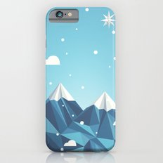 Cool Mountains iPhone 6s Slim Case