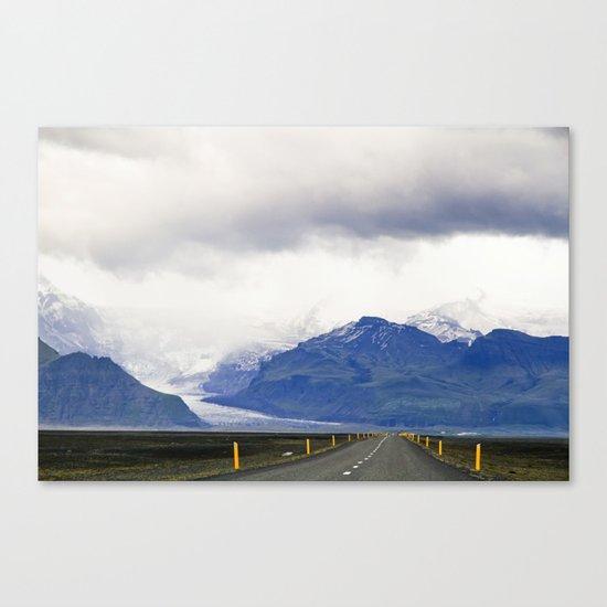 our path Canvas Print