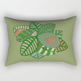 Camobirds Rectangular Pillow