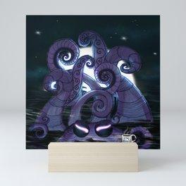 Kraken Up Mini Art Print