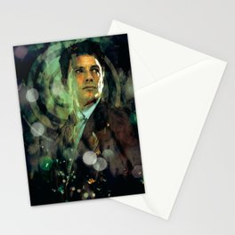 Captain Jack Harkness Stationery Cards
