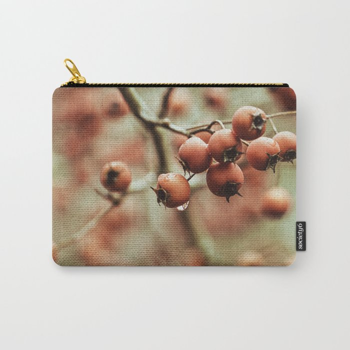 crabapples Carry-All Pouch