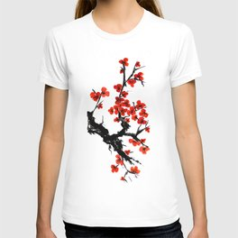 Orange Blossoms T-shirt