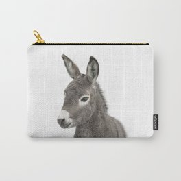 Baby Donkey Carry-All Pouch