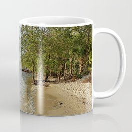 Gathering at the River II Coffee Mug