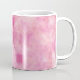 Faintly Floral - Dusky Rose Coffee Mug
