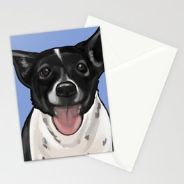 """Toby Keith"" Pet Portrait Stationery Cards"