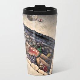 Zapotec Burial Travel Mug