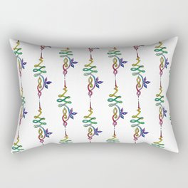 Unalome Rectangular Pillow