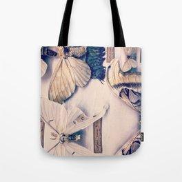 A Mé·lange of Butterflies Tote Bag