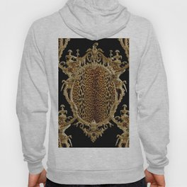 Leopard Chinoise Hoody