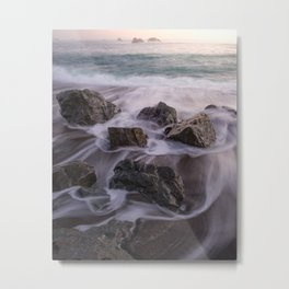 Life Intentionally Metal Print