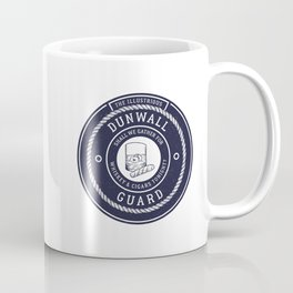 Whiskey & Cigars (Navy) Coffee Mug