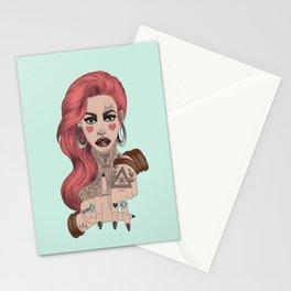 LA LOVE Stationery Cards