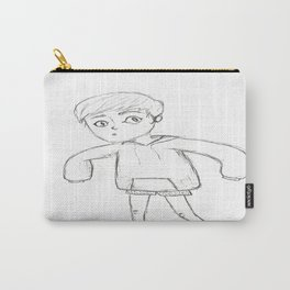 Tip-Toeing Carry-All Pouch