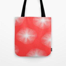 Coral Bust Tote Bag