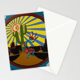 Kokopelli #3 Stationery Cards