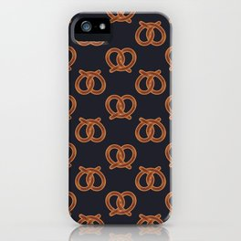 Pretzel iPhone Case
