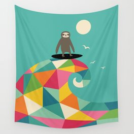 Surfs Up Wall Tapestry