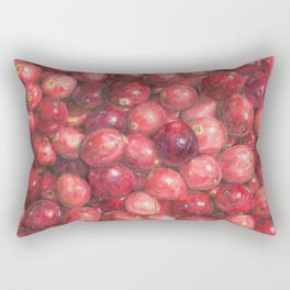Cranberries Rectangular Pillow