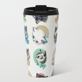 Cats & Bowties Travel Mug