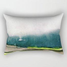 layers of colour 1 Rectangular Pillow