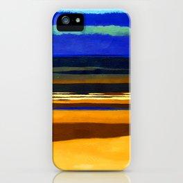 Leon Spilliaert Marine iPhone Case
