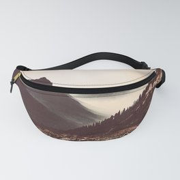 Montana Mountain Pass Fanny Pack