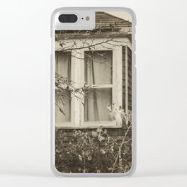 The Historic Hyde Home, Almont, North Dakota Clear iPhone Case