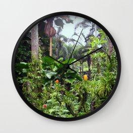 Singapore Botanical Garden 1 Wall Clock