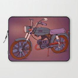Vintage Motorcycle Gems Laptop Sleeve
