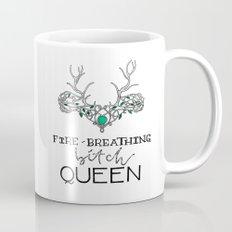 FIRE-BREATHING Mug