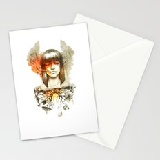 Evil's Smoke Stationery Cards