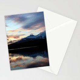 Dreamy Jasper Sunset Stationery Cards