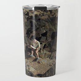 Newspaper Column Travel Mug