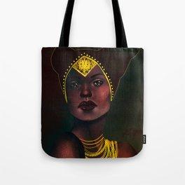 Madame de Fer Tote Bag