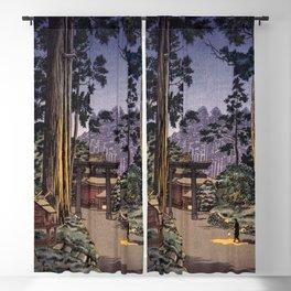12,000pixel-500dpi - Tsuchiya Koitsu - Nikko Futara Mountain Blackout Curtain