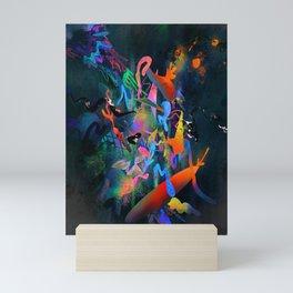 Glow Mini Art Print