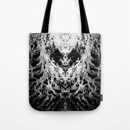 Roschach Tributary. Tote Bag