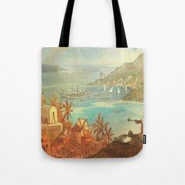 Provincial Polynesia Tote Bag