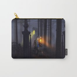 Haunted Forest by Topher Adam 2017 Carry-All Pouch