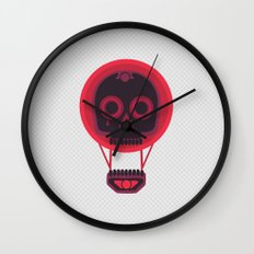 A Bad Dream Wall Clock