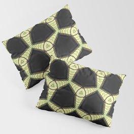 African Savanna Pattern Pillow Sham