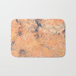 Metallic Flurry Bath Mat