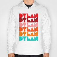 dylan Hoodies featuring Dylan by Jeremy Lin