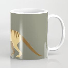 EXTINCT: Thylacine (Tasmanian Tiger) Coffee Mug