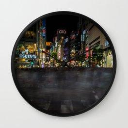 Tokyo Ghosts Wall Clock