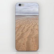 Instow walk iPhone & iPod Skin