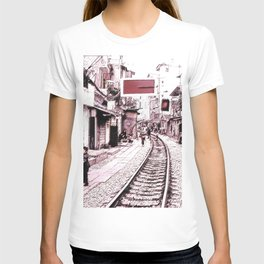 The train is coming soon.... T-shirt